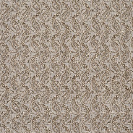 Jasper Fabrics inGainsborough Paisley - Brown