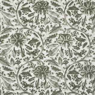 Jasper Fabrics inPagoda Vine - Grey