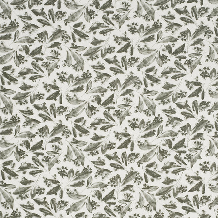 Jasper Fabrics inPagoda Leaf - Grey
