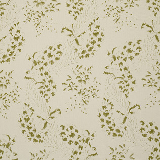Jasper Fabrics inMinterne Garden - Olive