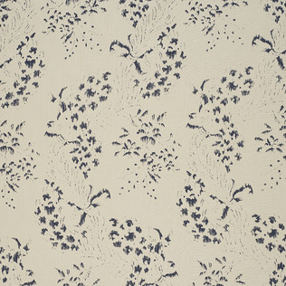 Jasper Fabrics inMinterne Garden - Indigo