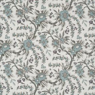 Jasper Fabrics inSintra Floral - Teal