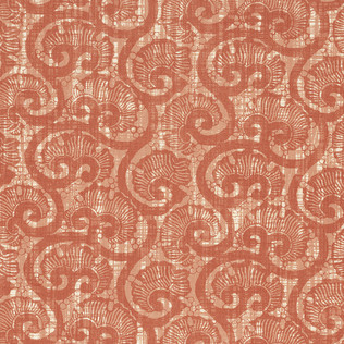 Jasper Fabrics inCoquina - Coral
