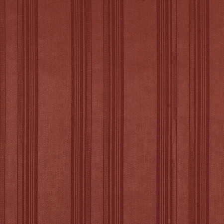 Jasper Fabrics in Satin Stripe - Red