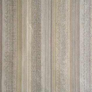 Jasper Fabrics inGroussay Stripe - Tan