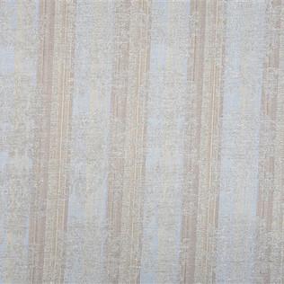 Jasper Fabrics inGroussay Stripe - Blue/Brown