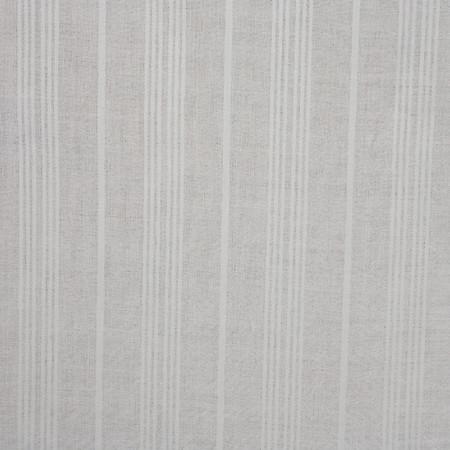 Jasper Fabrics inWool Stripe Sheer - Cream