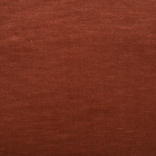 Jasper Fabrics inLinen Velvet - Rust