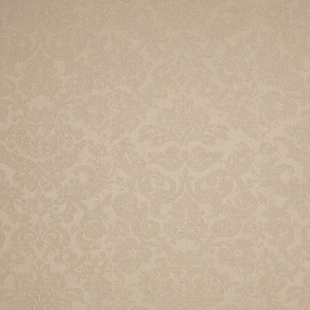 Jasper Fabrics in Cornaro Damask - Cream