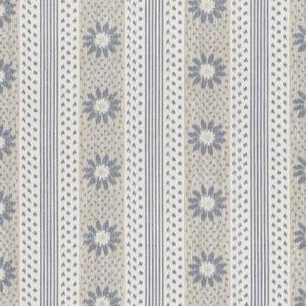 Jasper Fabrics inDaisy - Blue