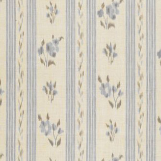 Jasper Fabrics inPlume - Blue
