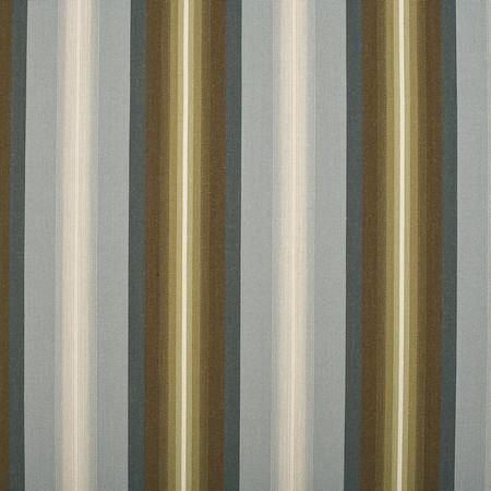 Jasper Fabrics inNash Stripe - Blue