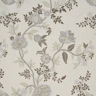 Jasper Fabrics inRosetta - Ash
