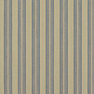 Jasper Fabrics inCarre Stripe - Bluegrass