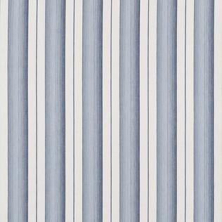 Jasper Fabrics inJosephine Stripe - Ocean Blue