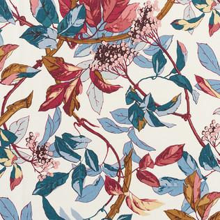Jasper Fabrics in Scarlet Vine - Plum
