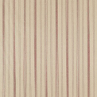 Templeton Fabric inCasey Stripe - Red