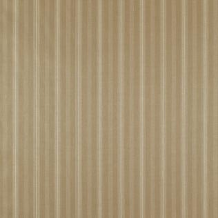 Templeton Fabric inCasey Stripe - Cafe