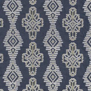 Templeton Fabric inTikal - Indigo