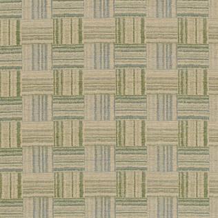 Templeton Fabric inAsera - Green/Blue