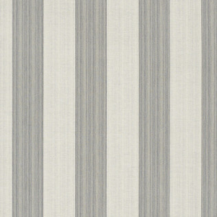 Templeton Fabric inZaca Stripe - Blue Granite