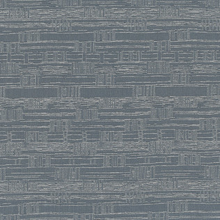 Templeton Fabric in Mustique - Sea Blue
