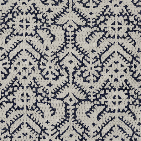 Templeton Fabric in Ladera - Indigo