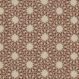Templeton Fabric in Istanbul - Brown
