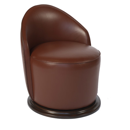 106 1 barrel chair