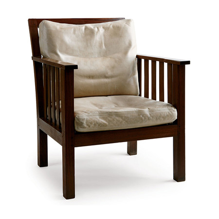 Jasper Furniture HILL STATION CHAIR