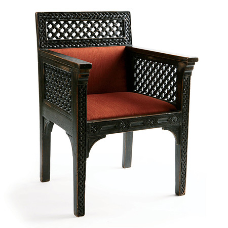 Jasper Furniture EVAN ARMCHAIR