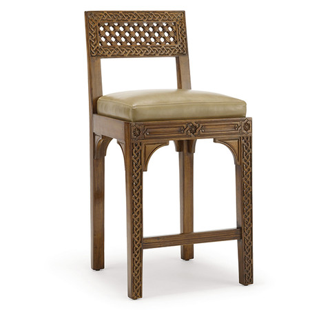 Jasper Furniture EVAN BARSTOOL - ARMLESS