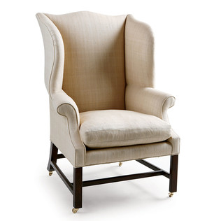Jasper Furniture GEORGE WING CHAIR