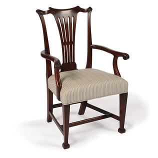 Jasper Furniture VINEYARD ARMCHAIR