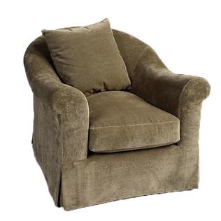 Jasper Furniture RENE CHAIR - SKIRT