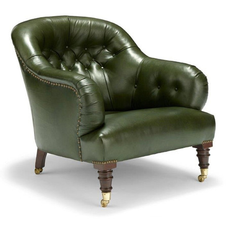 Jasper Furniture EMILE TUFTED CHAIR
