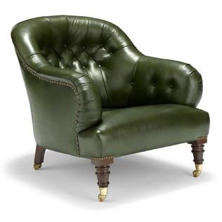 Jasper Furniture EMILE TUFTED CHAIR