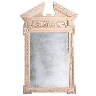 Jasper Mirrors GEORGIAN PEDIMENT MIRROR