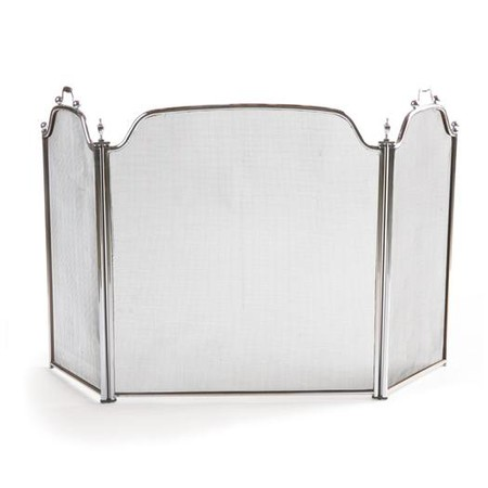 907 1 oxford fire screen three panel