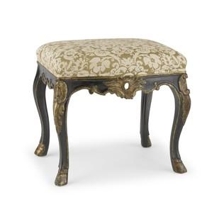 Jasper Furniture VENETIAN PAINTED STOOL