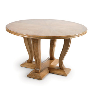 Jasper Furniture FRENCH OAK CENTER TABLE
