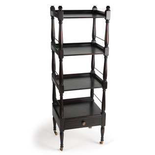 Jasper Furniture PRESCOTT ETAGERE