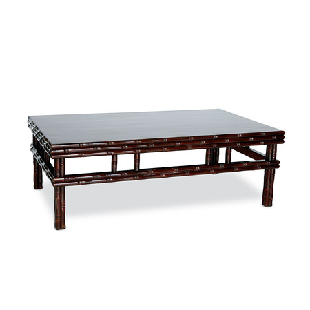 Jasper Furniture INDOCHINE COFFEE TABLE