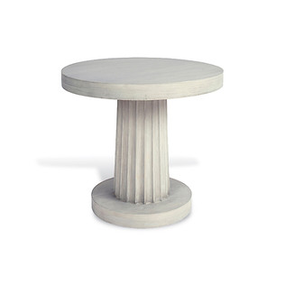 Jasper Furniture COPENHAGEN TABLE - GESSO