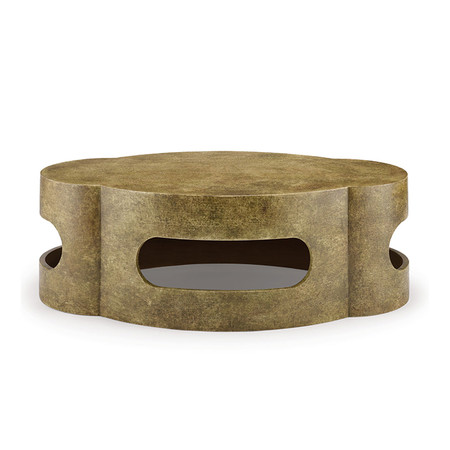 Jasper Furniture SHANXI OVAL COFFEE TABLE
