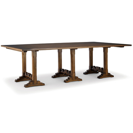Jasper Furniture ARAGON TRESTLE TABLE