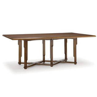 Jasper Furniture X-BASE DINING TABLE