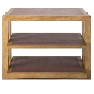Jasper Furniture BALFOUR RECTANGULAR END TABLE