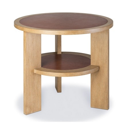 Jasper Furniture BALFOUR ROUND END TABLE