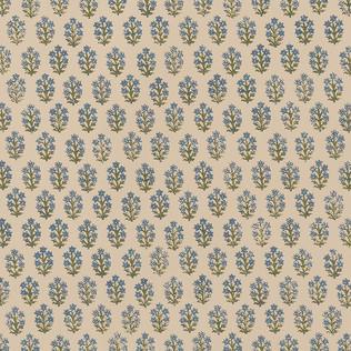Jasper Wallcovering DEVONSHIRE - BLUE/GREEN
